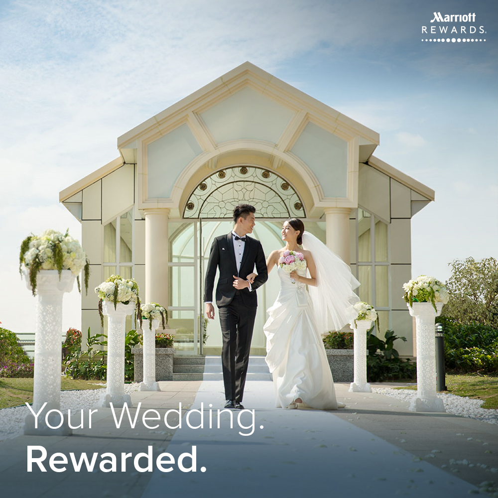 SPG® Weddings Double Starpoints